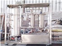 Công nghệ xử lý hơi thủy ngân tại các lò đốt rác