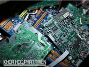 Nghiên cứu công nghệ xử lý chất thải điện tử gia dụng