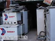 Tỷ trọng vật liệu có thể tái chế trong thiết bị điện tử