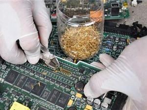 Công nghệ thu hồi vàng từ chất thải điện tử