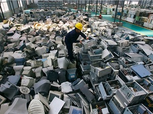 Công nghệ mới ngăn thiết bị cũ thành rác độc hại