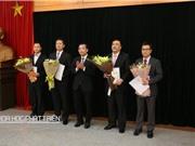 Bộ Khoa học và Công nghệ bổ nhiệm một số lãnh đạo chủ chốt các đơn vị