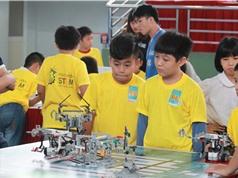 Robothon Quốc gia 2017: Trao giải cho 5 đội vô địch tại Hà Nội