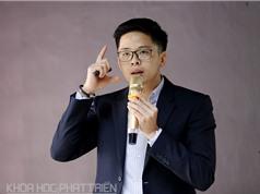 Thiết bị giám sát giấc ngủ của giáo sư người Việt