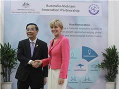 Đổi mới sáng tạo là một trụ cột mới trong quan hệ đối tác chiến lược Việt Nam - Australia