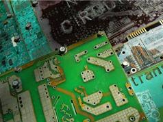 Công nghệ tích hợp tái chế chất thải điện tử