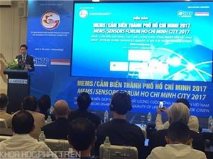 TPHCM kêu gọi đầu tư vào lĩnh vực MEMS/cảm biến