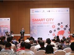 Giải pháp năng lượng thông minh giành giải nhất Smart City Demo Day