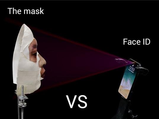 Bkav công bố tạo ra loại mặt nạ có thể mở khóa iPhone X