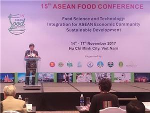 Hợp tác, kết nối trong lĩnh vực khoa học công nghệ thực phẩm ASEAN