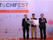 Techfest 2017: 29 thương vụ cam kết đầu tư hơn 4,5 triệu USD