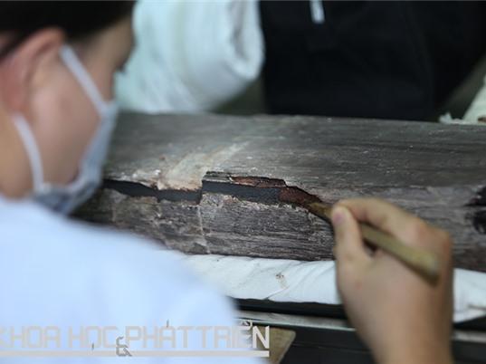Bảo quản cổ vật - một cái nhìn cận cảnh