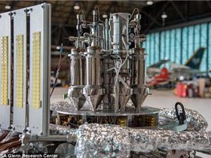 NASA thử nghiệm động cơ hạt nhân, tham vọng đưa con người lên Sao Hỏa