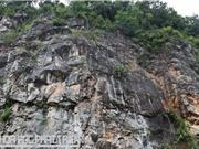 Chống đá lở, đá rơi bằng lưới thép cường độ cao