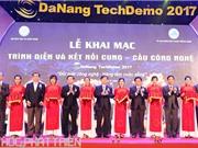 Khai mạc sự kiện Trình diễn và kết nối cung - cầu công nghệ 2017