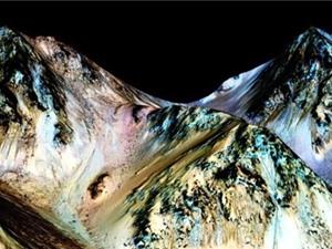 Sao Hỏa không có nước chảy trên bề mặt