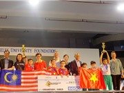 40 đội học sinh Việt Nam tham gia Ngày hội Robothon quốc tế
