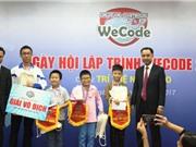 Công bố danh sách đoạt giải cuộc thi lập trình quốc tế dành cho học sinh phổ thông 2017