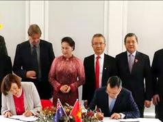 Việt Nam - Australia ký kết kế hoạch hành động hợp tác khoa học và công nghệ