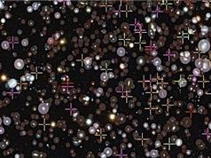 Phát hiện 72 thiên hà mới trong vũ trụ