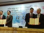 Việt Nam - Đài Loan: Tăng cường hợp tác trong công nghiệp