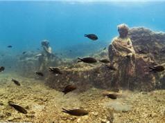 Phát hiện thành phố cổ xa hoa dưới đáy biển ở Italia