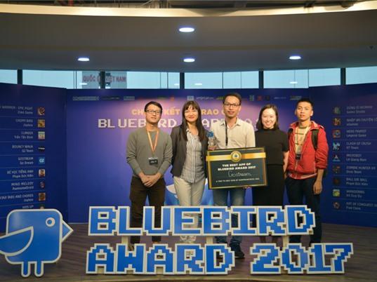 """Bluebird Award 2017: """"Gostream"""" và """"Nhập vai truyện cổ Grimm"""" đoạt giải Nhất"""