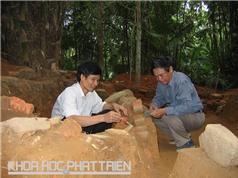 Mộ thân cây táng trong hang đầu tiên ở Việt Bắc: Những câu hỏi lớn chờ lời đáp