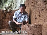 PGS-TS Trình Năng Chung: Tôi và nghề khảo cổ đã chọn nhau