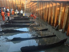 """Khảo cổ học dưới nước: Không thể mãi """"tay không bắt giặc"""""""