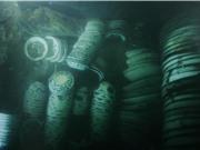 Hình trình của con tàu bị đắm ở Cù Lao Chàm