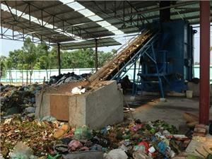 Cao Bằng: Xử lý rác thải sinh hoạt bằng công nghệ lò đốt rác