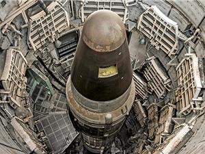 Hoạt động của tên lửa đạn đạo xuyên lục địa