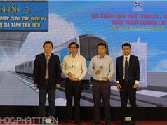 TPHCM: Trao Giải thưởng Công nghệ thông tin - truyền thông lần thứ 9