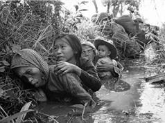 Loạt ảnh Chiến tranh Việt Nam khiến nhân loại nghẹn lòng