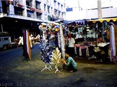 """Ảnh cực """"độc"""" về Giáng sinh Sài Gòn trước 1975"""
