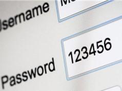 Top 25 mật khẩu phổ biến nhất năm 2017