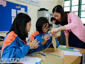 Đưa STEM vào chính khóa và dạy khởi nghiệp cho học sinh phổ thông