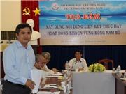 Đề xuất xây dựng hệ thống thông tin khoa học và công nghệ Vùng Đông Nam Bộ