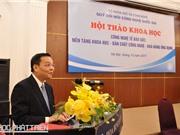 Việt Nam đã ứng dụng tế bào gốc điều trị thử nghiệm trên 21 bệnh