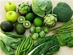 Ăn nhiều rau xanh mỗi ngày giúp trẻ hóa não bộ