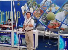 Ông Lê Phước Lộc - nhà sáng chế có nhiều sản phẩm được bảo hộ