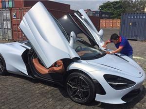 Những siêu xe đắt tiền nhất về Việt Nam năm 2017