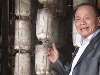Ông Vũ Hữu Lê - nhà sáng chế máy vò chè