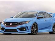 Top 10 xe hơi cỡ nhỏ tăng tốc nhanh nhất năm 2017