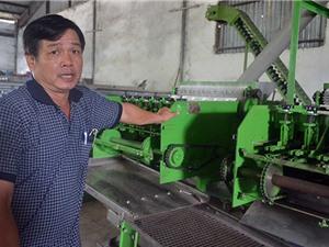 Ông Mai Vĩnh Thạnh - nhà sáng chế có nhiều sản phẩm được bảo hộ