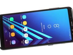 Clip: Trên tay Samsung Galaxy A8 2018 giá 10,99 triệu tại Việt Nam