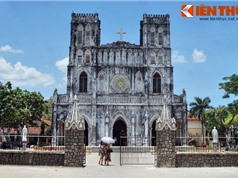 Khám phá bí mật trong nhà thờ Mằng Lăng cổ nhất Phú Yên
