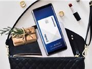Samsung Pay cập nhật tính năng mới cho người dùng