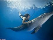 Đột biến gen giúp con người sống dưới nước như cá